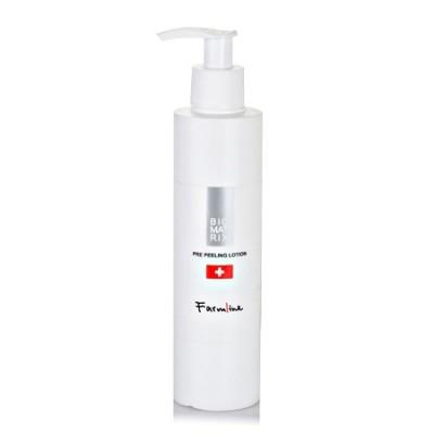 Обезжиривающий предпилинг, 200 мл. Biomatrix Farmline лосьон для лица