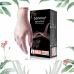 Перчатки одноразовые виниловые полупрозрачные матовые BENOVY (Бенови) размер L (100шт)
